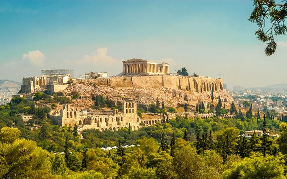 Acropolian Spirit Boutique Hotel 4* with Athens & Acropolis Museum Tour