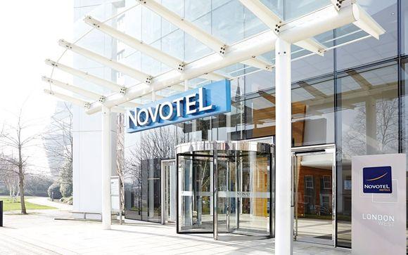 Novotel London West 4*