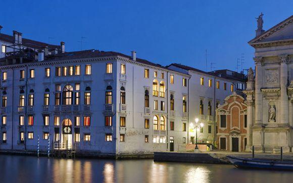 Palazzo Giovanelli & Grand Canal