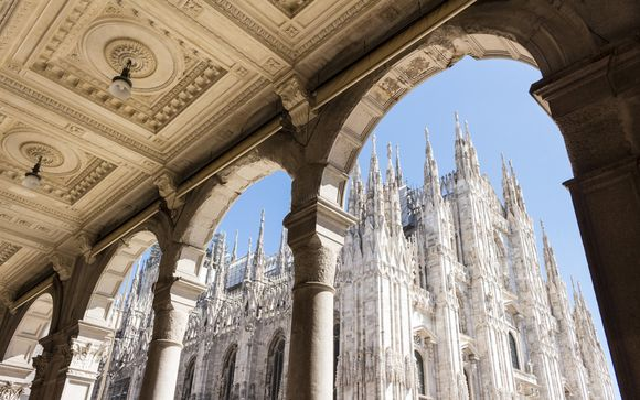 UNAHOTELS Scandinavia Milano  4*
