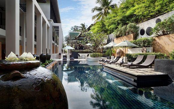 MANATHAI Surin Phuket 4*