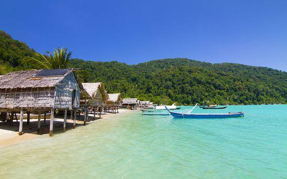 GLOW Ao Nang Krabi 4* & The Yama Phuket 4*