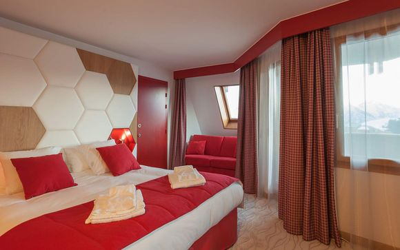 Hotel Royal Ours Blanc 4*