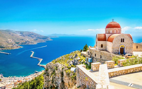 Goulette Cruise Along the Turkish Coast & Greek Islands