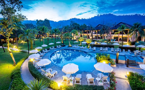 Yama Phuket 4* with Optional Khao Lak Stopover