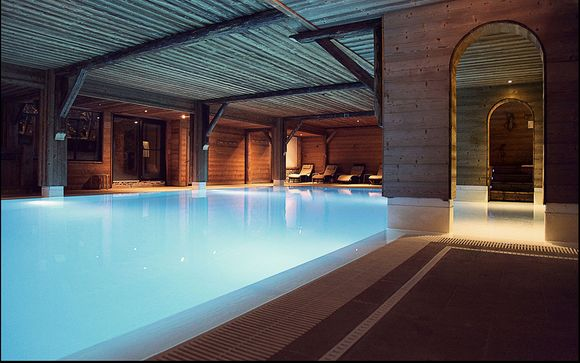Hotel La Marmotte and Spa