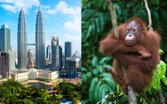 Malaysia Escapade with Optional Langawi Extension