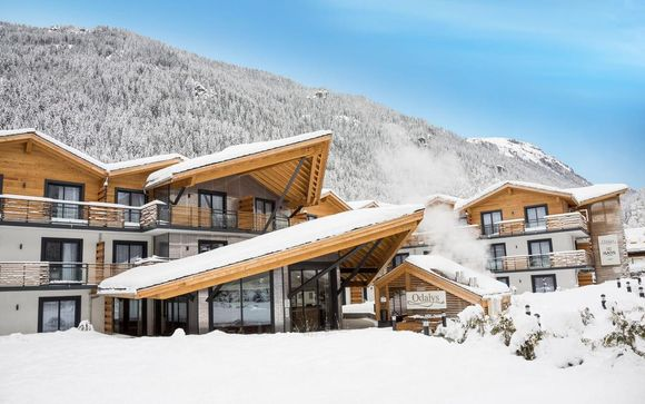 Authentic Apartments in the Iconic French Alps