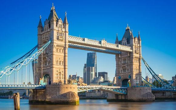 Blissful Boutique Hotel Situated near Tower Bridge