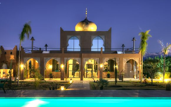 Kasbah Igoudar Boutique Hotel & Spa 5*