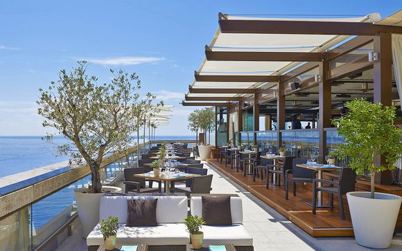 Fairmont Monte Carlo 4*, Radisson Nice 4* & Carlton Cannes 5*
