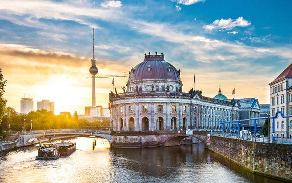 Almodovar Hotel Berlin Biohotel 4*