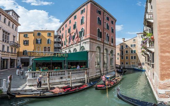 Hotel Bonvecchiati 4*