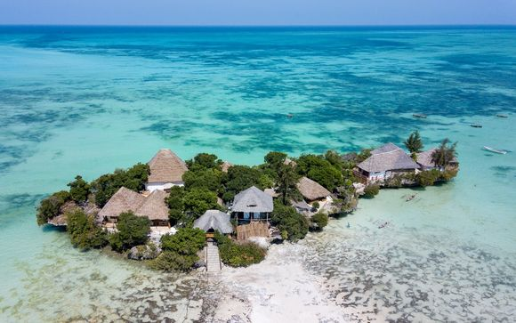 The Island Pongwe 4*