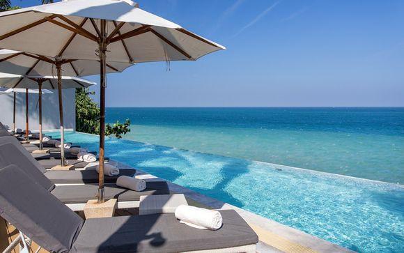 Cape Sienna Hotel & Villas 5* & Optional Khao Lak