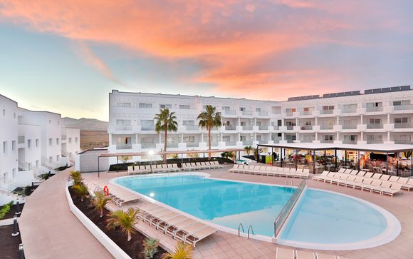 Sentido Aequora Lanzarote Suites 4*