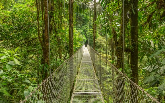 Essence of Costa Rica Experience 4*
