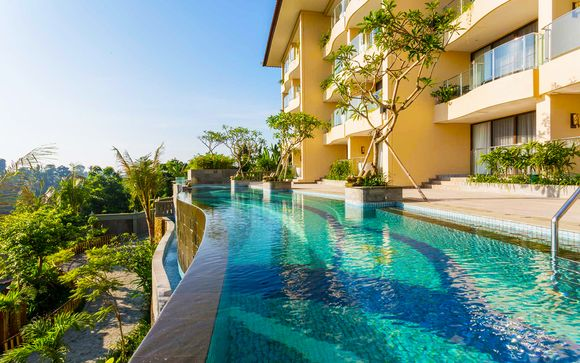 SereS Springs Resort & Spa 5* & Sudamala Suites & Villas 5* with Optional Komodo