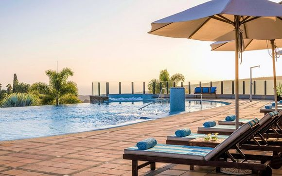 Luxury Collection: Boutique Stay Amongst Mountains and Dunes