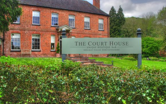The Courthouse Country House 4*