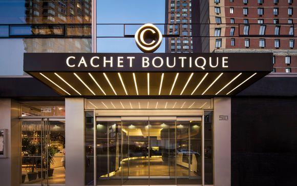 Cachet Boutique Hotel 4*