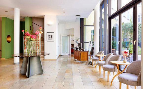 Hotel Das Triest 5*