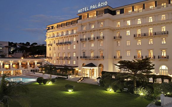 Palácio Estoril Hotel, Golf & Spa 5*