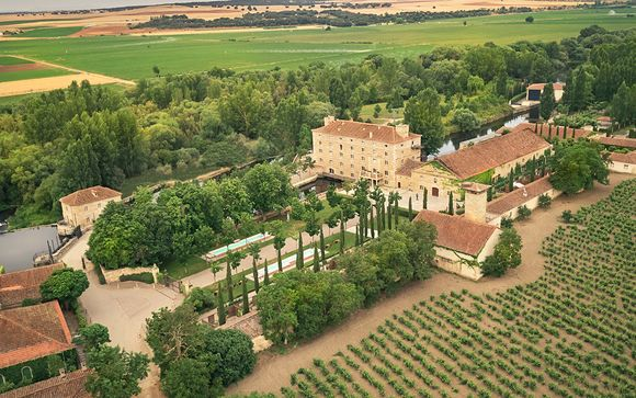 Hacienda Zorita Wine Hotel & Spa 5*