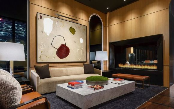 Sleek Hotel in Incredible Times Square Location
