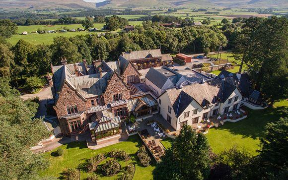 Appleby Manor Hotel & Garden Spa 4*