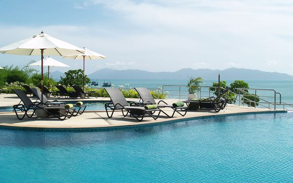 Samui Buri Beach Resort 4* & Koh Phangan Panviman Resort 5*