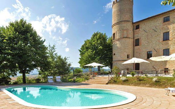 Castello di Baccaresca 4*