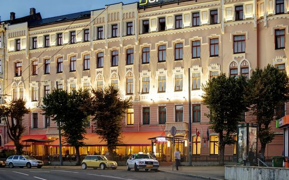 Opera Hotel & Spa 4* (Or Similar)