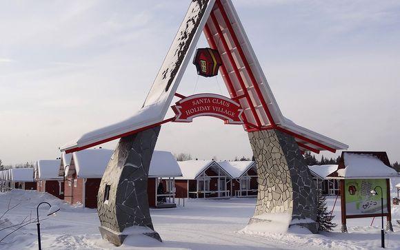Santa Claus Holiday Village 4*