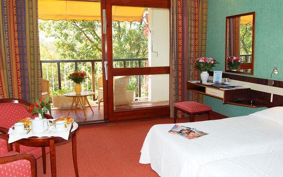Hotel Villa Borghese 4*