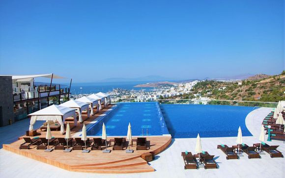 Grand Yazici Bodrum Hotel & Spa 5*