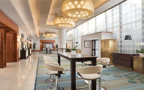 Sheraton Roma Hotel & Conference Center 4*