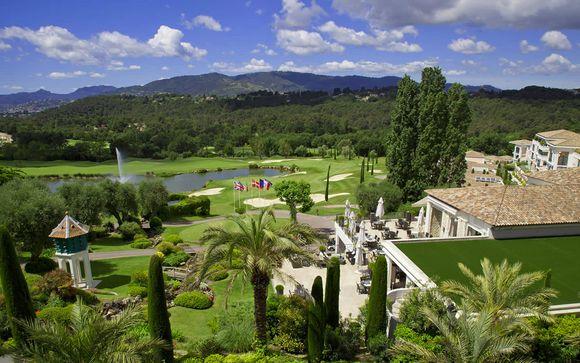 Royal Mougins Golf & Resort 4*