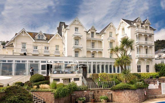 The Somerville Hotel 4* (stays Oct-Dec)