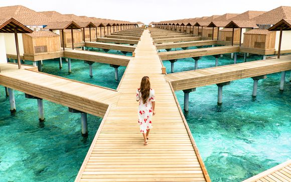 Reethi Faru Bio Luxury Resort 4* Superior
