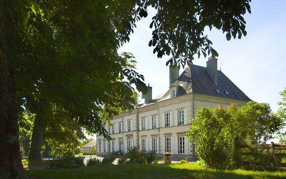 Chateau d'Ygrande 4*