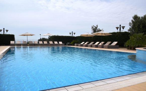 Lu' Hotel Porto Pino 3*