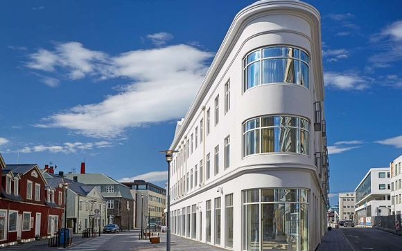 Reykjavik Konsulat Hotel, Curio Collection By Hilton 4*