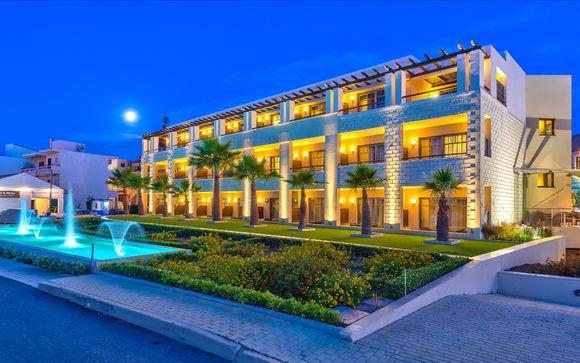Porto Platanias Beach Resort & Spa 5*