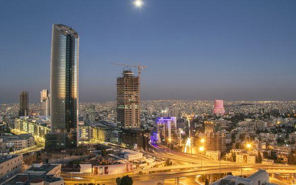 7-Night/8-Day Jordan Tour Itinerary
