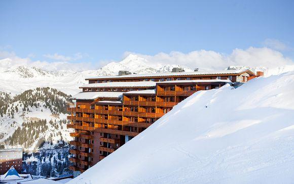 Pierre & Vacances Premium Residence Les Hauts Bois 4*