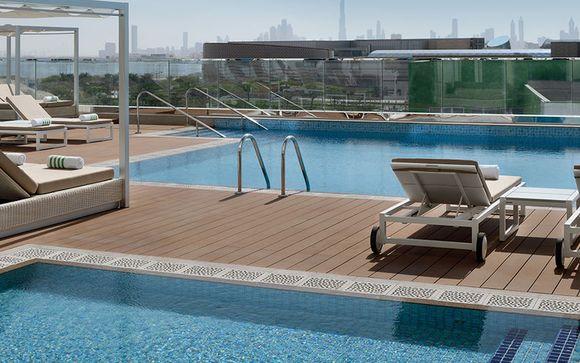 Holiday Inn Dubai Festival City 4*