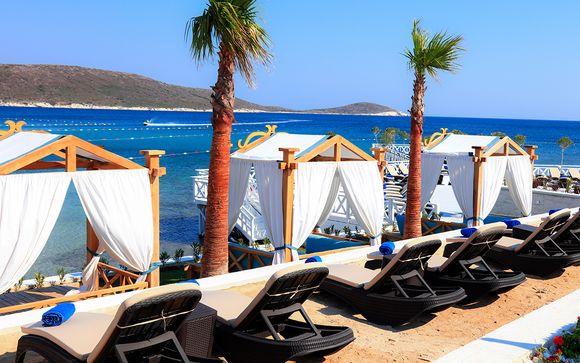 Seya Beach Hotel 4*