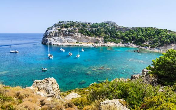 Your North Dodecanese Cruise Itinerary