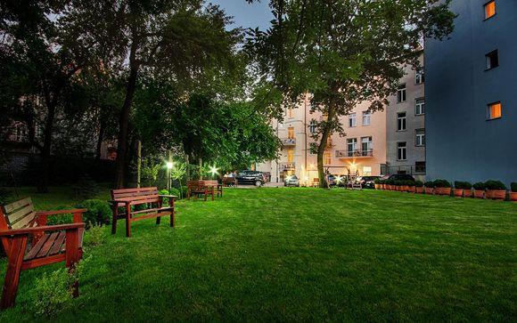 Zulian Aparthotel by Artery Hotels 3*